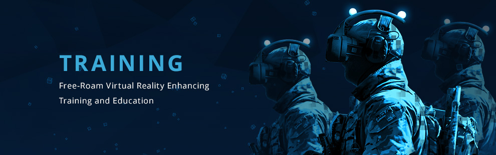 Training - Free-Roam Virtual Reality Enhancing Training and Education